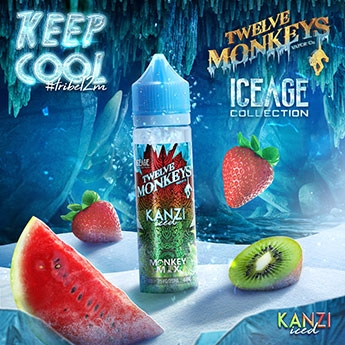 Twelve Monkeys Kanzi Iced 50 ml