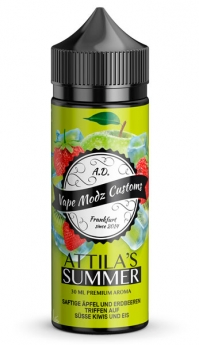 Vape Modz Customs - Attila's Summer Aroma 30ml