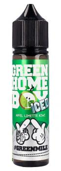 #Ganggang Aroma - Green HomeBoy Ice 20ml