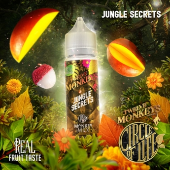 Twelve Monkeys - Jungle secrets 50ml