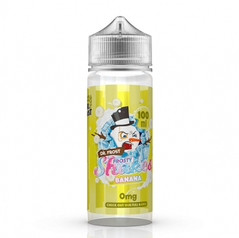 Dr. Frost - Frosty Shakes - Banana 100 ml