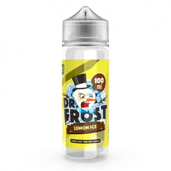 Dr. Frost - Lemon Ice 100ml