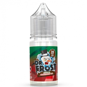Dr. Frost - Apple Cranberry Ice 25 ml